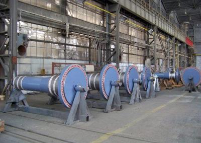 Wały do turbin wiatrowych Celsea