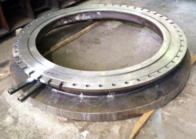 Pierścień pieca Arcelor Mittal