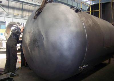 Zbiornik sprężonego powietrza Arcelor