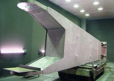 Element wysięgnika na platformę wiertniczą DSSM